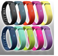 Wholesale Fitbit Flex Band Small Black with Clasp Replacement TPU Wrist Strap Fitbit Flex Wireless Activity Bracelet Wristband With Metal Clasp