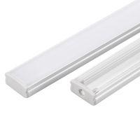 aluminum extrusion lot - 30m a m per piece anodized led aluminum profile extrusion for led flexible strips light