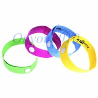 Cheap Adjustable Anti Mosquito Mozzie Pest Insect Bugs Repellent Wrist Hand Ring Bracelet Free Shipping