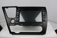 Cheap car DVD player for HONDA CIVIC Best car dvd player with touch screen