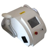 Wholesale Salon nm nm Nd Yag Laser Tattoo Removal Machine Q8 for eyebrow callus black and blue pigment fast removal