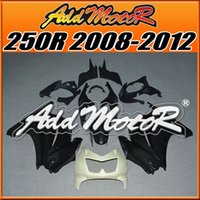 Wholesale In Stock Addmotor Unpainted Fairings Injection Mold Unpolished Fairings For Kawasaki EX R EX250R EX R Body Kit K2500