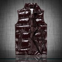 argyle vest men - Fall Mon doudoune sans manche homme gilet luxe winter sleeveless down coat bodywarmer men waistcoat vest chaleco invierno hombre