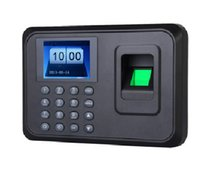 biometric time attendance system - Reland inch TFT screen USB keypad Biometric scanner fingerprint time attendance system Time Attendance Recorder Clock Device SYSTEM