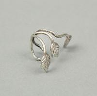 Cheap earring cuffs Best leaf ear cuff