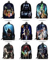 animal fencing - Star Wars fencing student nylon backpack new style children s leisure packages CM CM CM bag