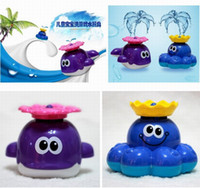Wholesale 0 Y Baby Bath Toy Water Spraying Toy Plastic Toy Gift for Baby Brinquido de Agua