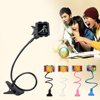 Cheap 360 Degree Flexible Arm mobile phone Holder Stand Long Lazy People Bed Desktop Tablet Mount for iPhone Samsung