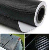 abs sheet black - 3M Car Sticker Gloss Black Carbon Fiber Vinyl Vehicle Wrap Film Sheet x24 M52601 Decals amp Stickers
