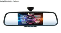 av in recorder - GPS Car DVR Rearview Android HD inch p DVR Car Camera Recorder support Bluetooth WIFI FM av in Function Newest Product