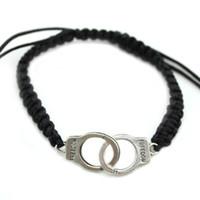 achat en gros de gris bracelets de menottes gros-Gros- [gros] 2015 liberté fraîche 50 nuances de gris bracelet menotte meilleure gratuit B2-241 de livraison