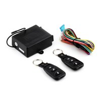 Wholesale Lowest price Lock Locking Keyless Universal Car Remote Central Entry System with Remote Controllers Brand New