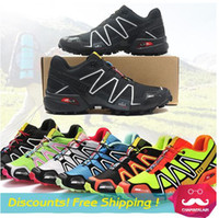 air climb - Salamon Speedcross Man Running shoes Walking Outdoor Hiking Shoes Mountain Climbing Shoes Zapatos Waterproof Athletic Shoes Size