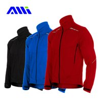 Wholesale AUTULA New arrival cycling jersey long sleeve Cycling wear winter thermal fleece cycling clothing