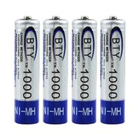 Wholesale 16 AAA Battery V mAh NI MH NIMH Rechargeable Battery for Mp3 Mp4 TV Remote