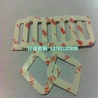 Wholesale Original MVHB white double sided adhesive car logo adhesively affixed with double sided adhesive