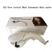Wholesale mini type curling device new brand hair care tool mini automatic curlers curling irons four type plug EU UK AU UA DHL free