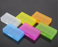 Wholesale 18650 battery box battery storage box CR123A battery protection box