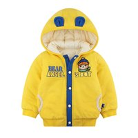 baby garments design - New Arrival Winter Jacket Fashion Design Warm Jacket for baby Nice Garment Warm Over Coat Outer Wear