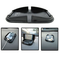 Wholesale New Sticky Car Dashboard Mat Anti Non Slip Gadget Phone GPS Holder Stand Black