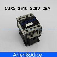 Wholesale CJX2 AC contactor LC1 A V HZ HZ