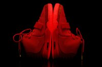 """Cheap Top Quality Cool !Trainers Kanye West Signs Fans Air Yeezy 2 """"Red October"""" men's Sneakers Shoes Basketball Shoes Size US 7-13 (With Box)"""