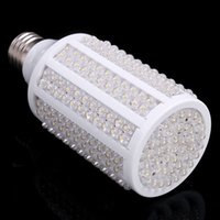 Wholesale E27 led bulb Lamp LM V V W LED Corn Light Bulb Lamp Warm White led lighting