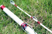 Wholesale 5 kg static lifting test m m m powerful sea rod boat trolling fishing pole