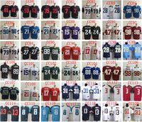 Cheap 2015 new design Hot Sale Elite jerseys Green Stitched Authentic jersey American Football Jerseys