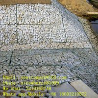 Wholesale 5 Zn Al Gabion Mesh With Factory Price Storing Water