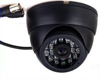 Wholesale Security Cameras Vandal Proof Dome - 2015 HOT 1 3 Color CMOS 800TVL Indoor security CCTV camera home Video Surveillance hd night vision video mini Dome Camera