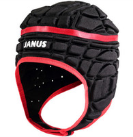 Wholesale Men s Sport Goalkeeper Adjustable Soccer Goalie Helmet Head Protector Support for Soccer Rugby