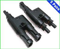 Wholesale pairs TUV IP67 MC4 branch adaptors by Fedex DHL