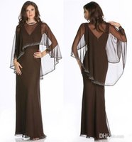 Cheap 2015 mother of the bride groom dress with V neck straps bat shawl beaded jewel muslim Arabic Dubai ABAYA KAFTAN Formal Evening Dresses