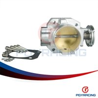 Wholesale PQY STORE NEW THROTTLE BODY FOR HONDA B16 B18 D16 F22 B20 D B H F THROTTLE BODY MM EF EG EK DC2 H22 D15 D16 PQY6952