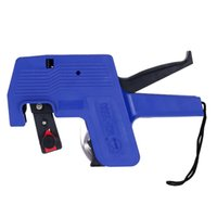 Wholesale Freeshipping Hot Selling Characters Universal Price Tag Pricing Labeller Gun for supermarket dropshipping order lt no track