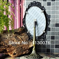 Wholesale Classical European gothic Cosmetic Mirror table mirror wedding gifts