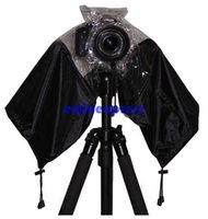 Wholesale Waterproof Rain Cover Camera Lens Protector Case for Nikon Pentax Canon DSLR Other Camera photography equipment
