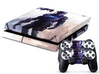 Cheap Killzone Shadow Fall 0177 DECAL SKIN PROTECTIVE STICKER for SONY PS4 CONSOLE CONTROLL