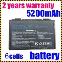 asus battery pack - Lowest price k50in Cell Battery Pack for Asus K40 F82 A32 F52 K50 K60 L0690L6 A32 F82 k40in k40af k50ij