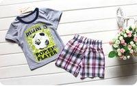 Cheap 12pcs 2015 Hot sale 100% Cotton baby kids pajamas Spiderman superman Micky Summer kids suits Outfits Cartoon kids pajamas sets