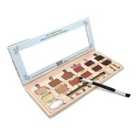 Wholesale Cosmetic Brand Makeup Boy Girl Style Palettes TheBalm Tude Eyeshadow Palette Colors Eye Shadow Brush Make Up Set