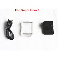 backup materials - Accessories Set For Gopro Hero Rechargeable Backup Battery Deepen Waterproof Case Backdoor USB Charging Cable