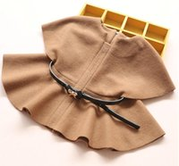 Wholesale HOT selling newest Fashion children s cloak bat costume belt