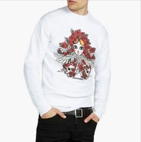 beauty websites - 2016 New official website of M sweater hedging cartoon hip hop male beauty fashion explosion models bottoming shirt
