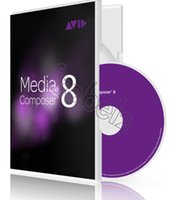 Wholesale Media Composer English Language Full version for WIN Plastic box package Latest version