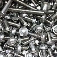 Wholesale M3 Thread Dia mm A2 Stainless Steel Button Flange Socket Head Cap Screws