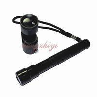 Wholesale Portable Handheld Polariscope w Flashlight Torch Carry Pouch Gemstone Gem Gemologist Instrument Lapidary Tool