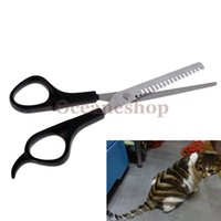 barber shop products - OCEA Pet Grooming Shear Dog Cat Hair Thinning Scissors Barber Shop Necessity