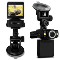 Wholesale car dvd quot LCD Night Vision Car DVR Video Camera Camcorder Recorder G SD Card Full HD P G sensor Vehicle
